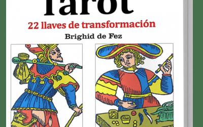 """Ya está disponible el """"GuíaBurros: La magia del Tarot"""", de Brighid de Fez."""
