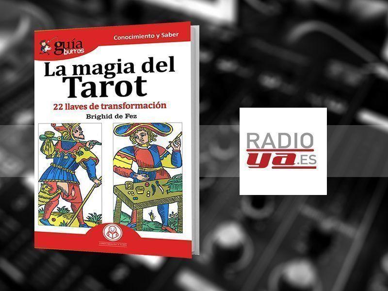 Brighid de Fez habla sobre su libro de tarot en 'Colaborum'