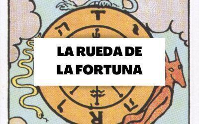 Descubre todo sobre el arcano de la rueda de la fortuna